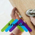 Как установить дверные ручки